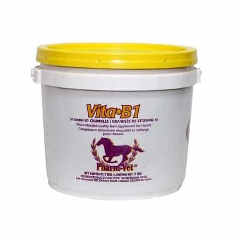 Pharm-Vet Vita B1 Crumbles   Eaglewood Equestrian Supplies
