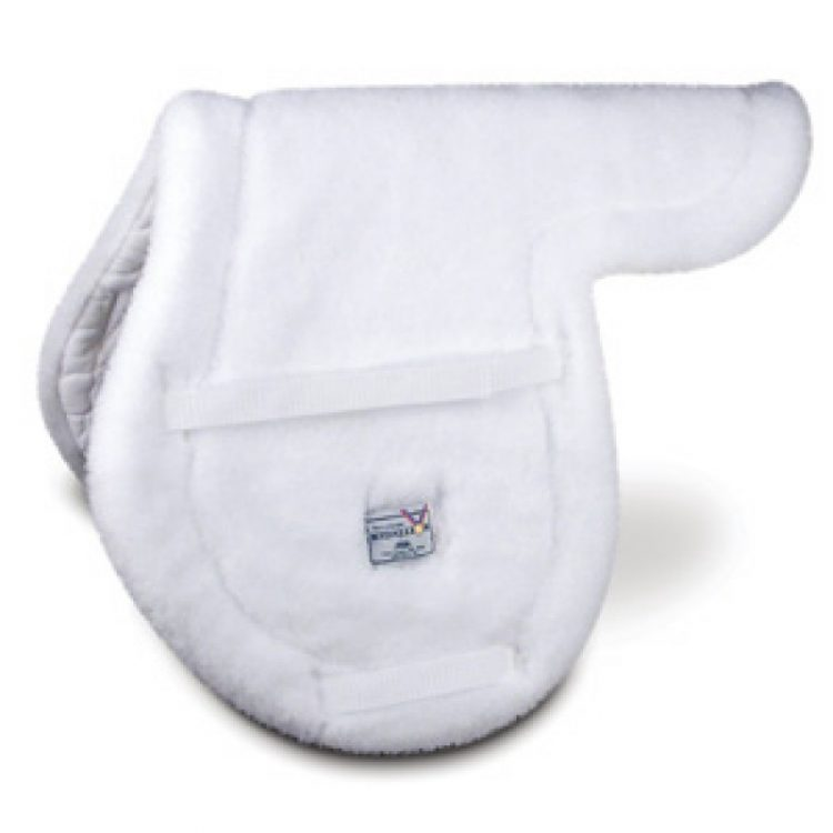 Category Fitted Shaped Saddle Pads
